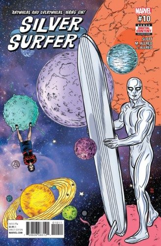 Silver Surfer #10