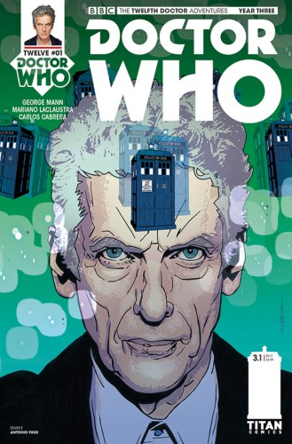 Doctor Who - The Twelfth Doctor Year Three #1