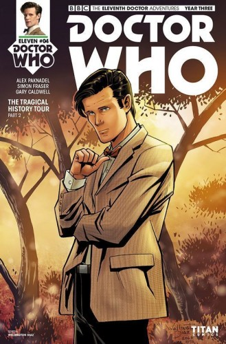 Doctor Who - The Eleventh Doctor Year Three #4