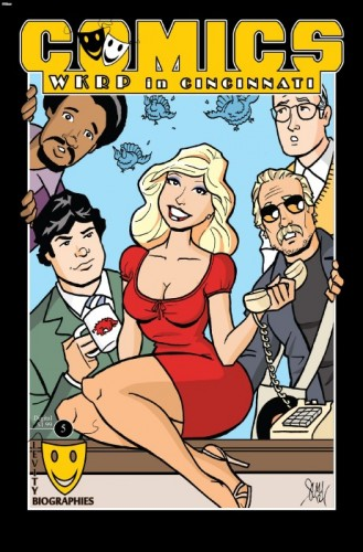 Comics – WKRP in Cincinnati #5