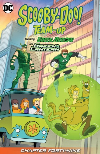Scooby-Doo Team-Up #49