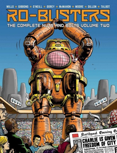 Ro-Busters - The Complete Nuts and Bolts Vol.2