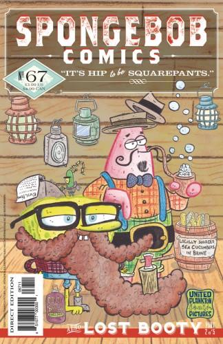 Spongebob Squarepants Download Free Cbr Cbz Comics 0 Day