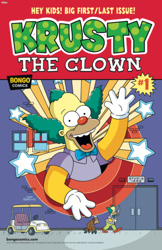 Simpsons One-Shot Wonders - Krusty #1