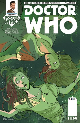 Doctor Who - The Tenth Doctor Year Three #4