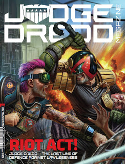 Judge Dredd The Megazine #383