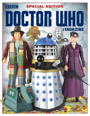 Doctor Who Magazine Special Edition #46 - Toys and Games