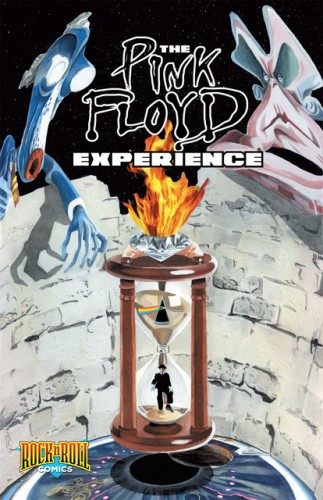 Rock N Roll Comics - The Pink Floyd Experience