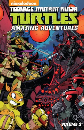 Teenage Mutant Ninja Turtles - Amazing Adventures Vol.3