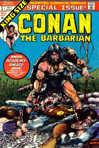 Conan the Barbarian Annual #1-12 Complete