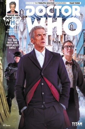 Doctor Who - The Twelfth Doctor Year Three #2