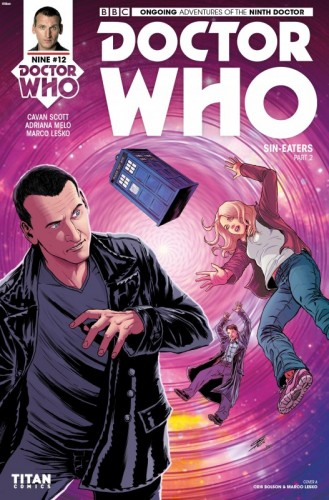 Doctor Who - The Ninth Doctor - Ongoing #12