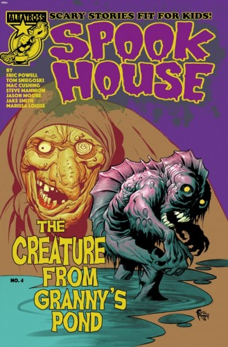 Spook House #4