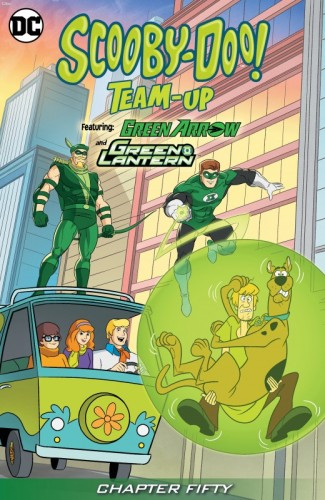 Scooby-Doo Team-Up #50