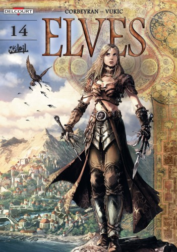 Elves Vol.14 - The Judgement of the Pit