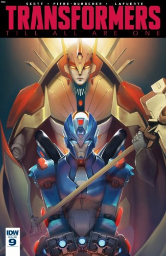 Transformers - Till All Are One #9
