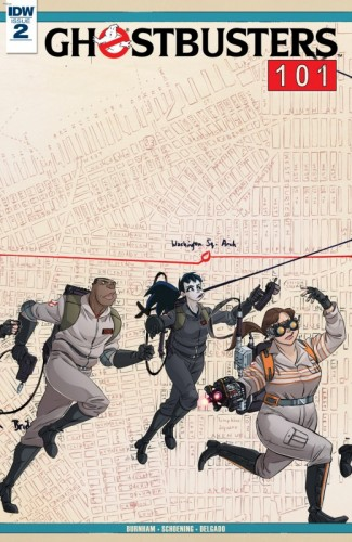 Ghostbusters 101 #2