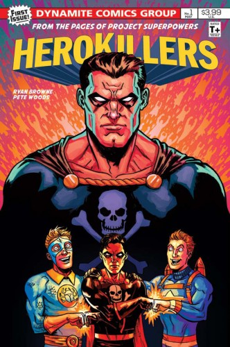 Project Superpowers - Hero Killers #1
