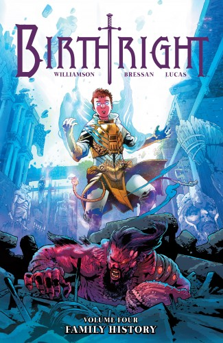 Birthright Vol.4 - Family History