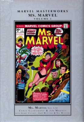 Marvel Masterworks - Ms. Marvel Vol.1