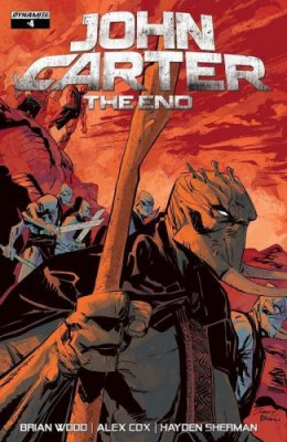 John Carter - The End #4