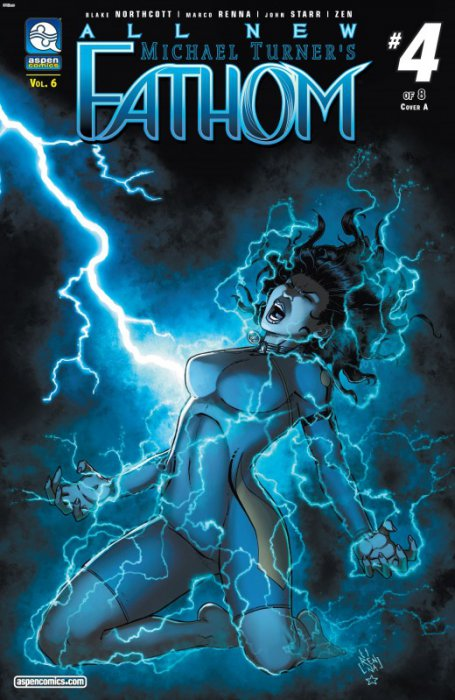 All-New Fathom Vol.6 #4