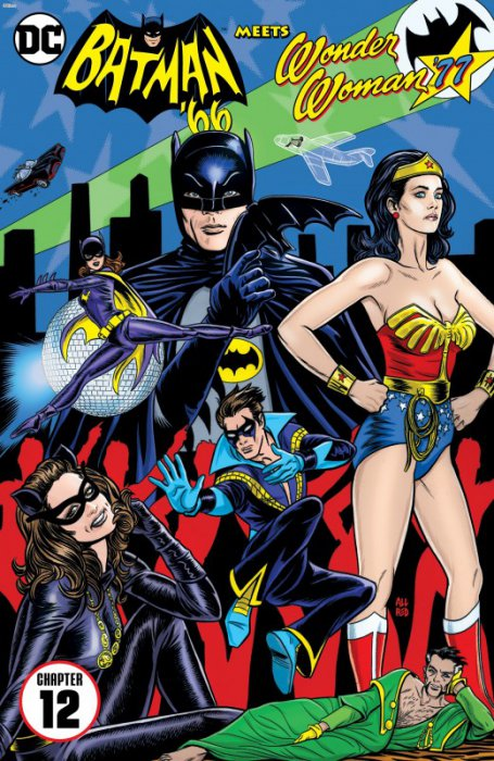 Batman '66 Meets Wonder Woman '77 #12