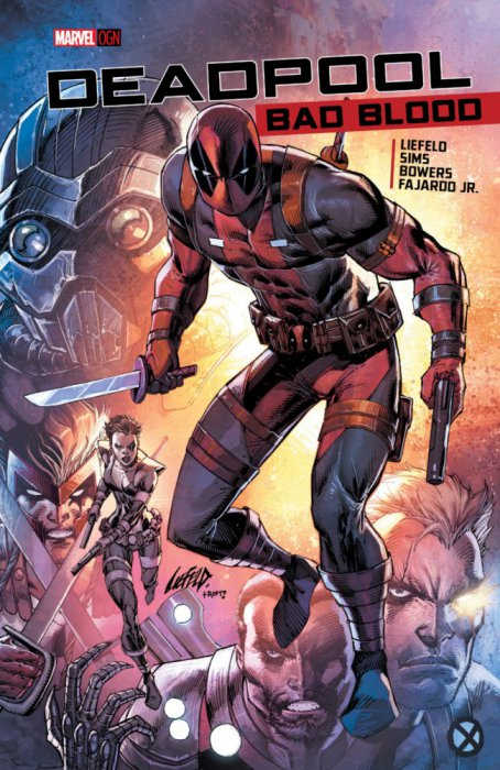 Deadpool - Bad Blood #1 - OGN