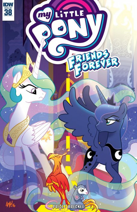 My Little Pony - Friends Forever #38