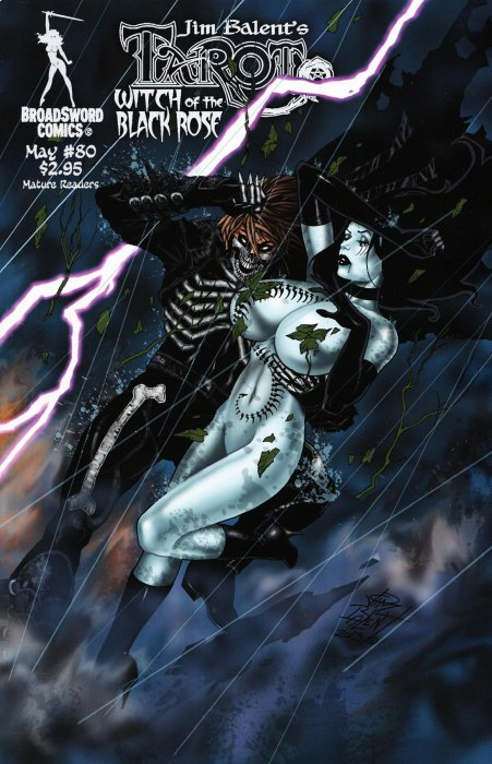 Tarot Superheroes Villains Other Comic Book Characters: Tarot Witch Of The Black Rose » Download Free CBR, CBZ