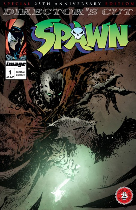 Spawn - 25th Anniversary Director's Cut #1