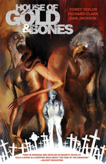 House of Gold & Bones #1 - TPB