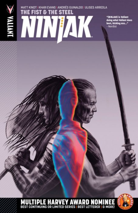 Ninjak Vol.5 - The Fist & The Steel