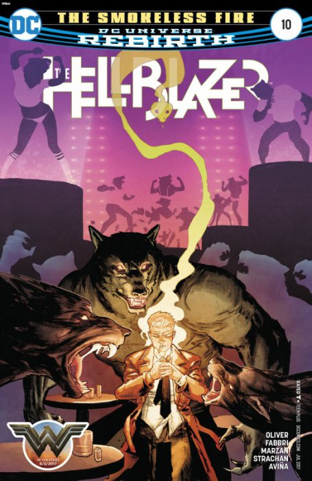 The Hellblazer #10
