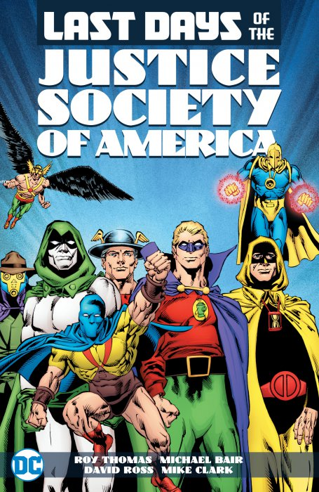 Last Days of the Justice Society of America (TPB) #5-10