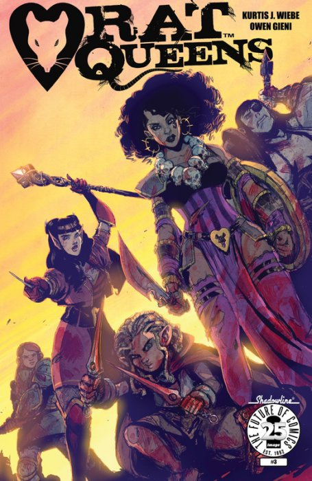 Rat Queens Vol.2 #3
