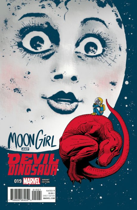 Moon Girl and Devil Dinosaur #19