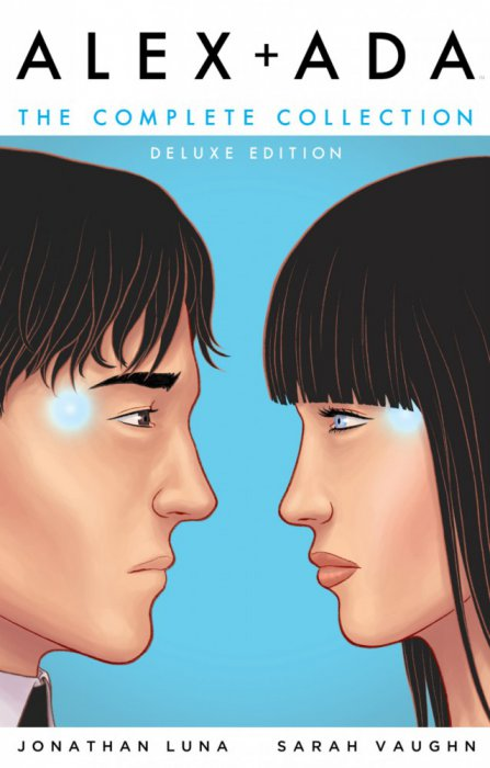 Alex + Ada - The Complete Collection Deluxe Edition #1 - HC