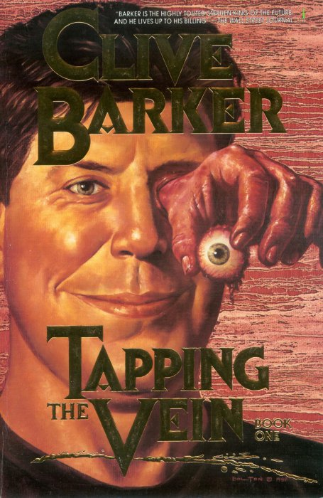 Clive Barker - Tapping The Vein #1-5 Complete