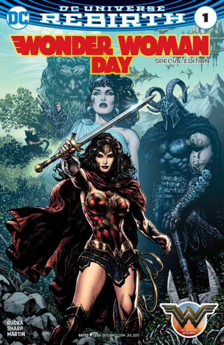 Wonder Woman Day Special Edition #1