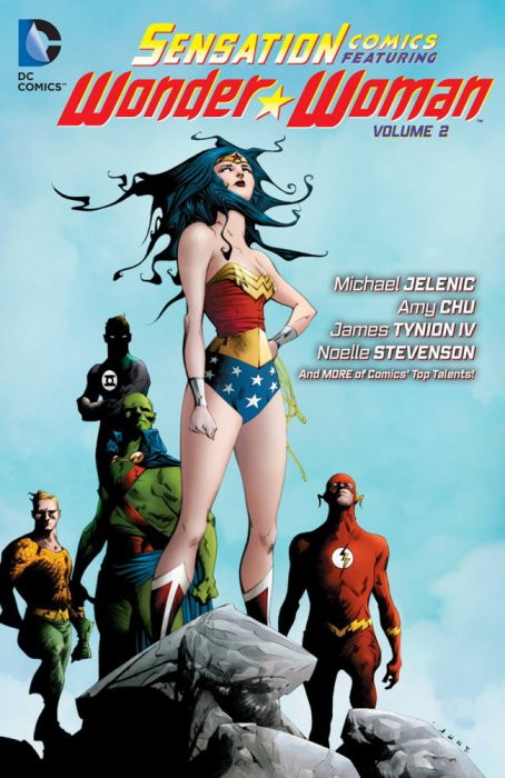 Sensation Comics Featuring Wonder Woman Vol.2