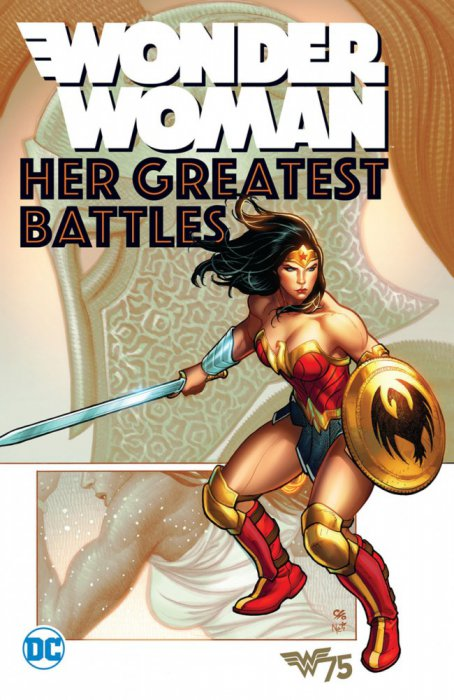 Wonder Woman - Her Greatest Battles #1 - TPB