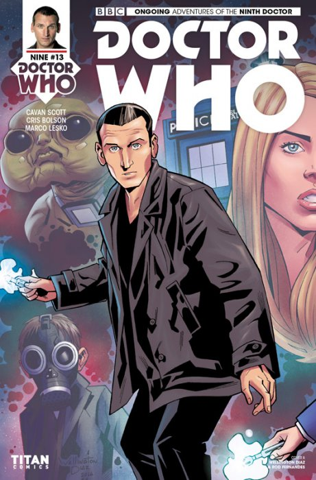 Doctor Who - The Ninth Doctor - Ongoing #13