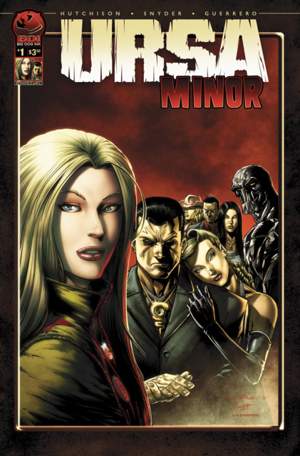 Ursa Minor vol.1 #1-6 Complete