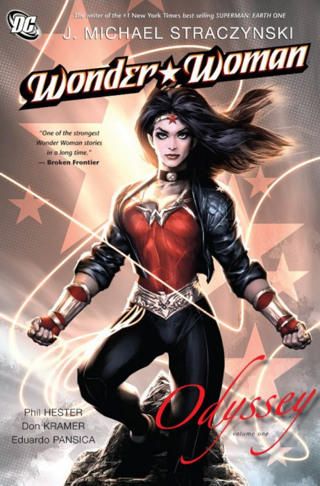 Wonder Woman - Odyssey Vol.1-2 Complete