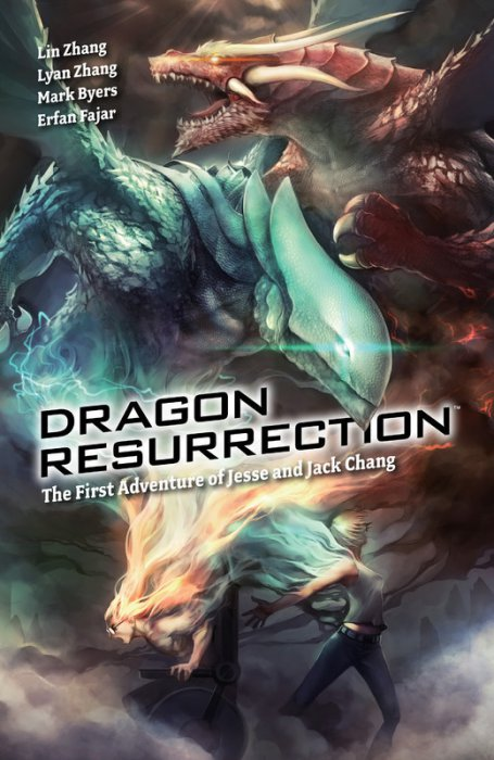 Dragon Resurrection - The First Adventure of Jesse and Jack Chang