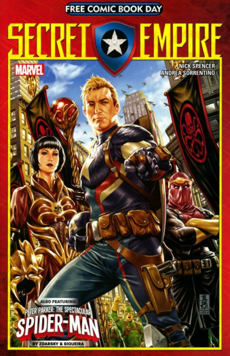 FCBD 2017 - Secret Empire #1