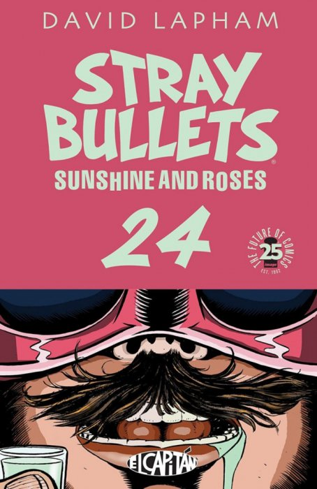 Stray Bullets - Sunshine & Roses #24