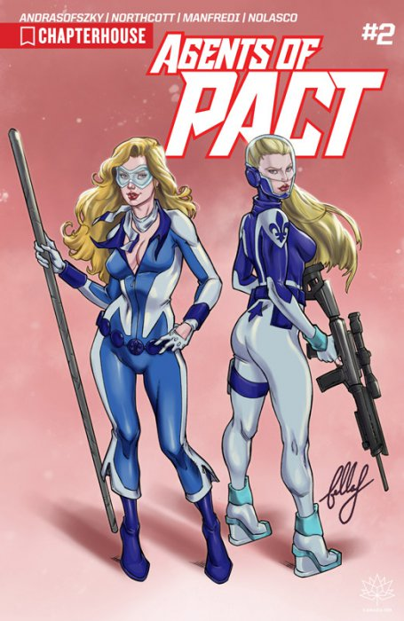 Agents of P.A.C.T.  #2