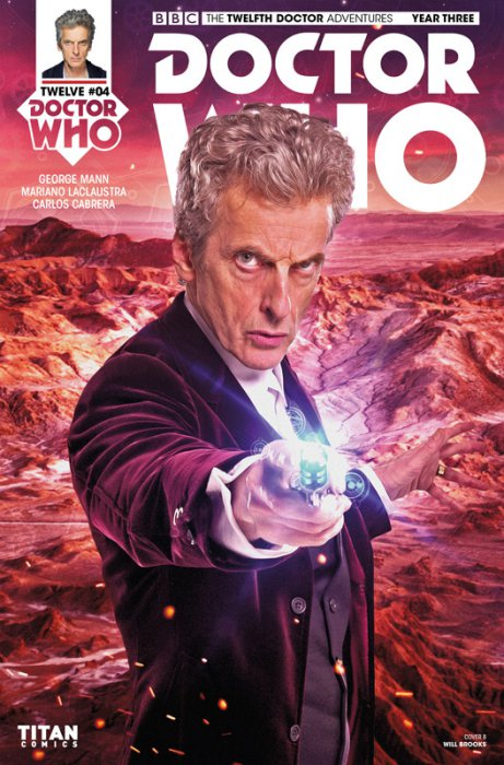 Doctor Who - The Twelfth Doctor Year Three #4